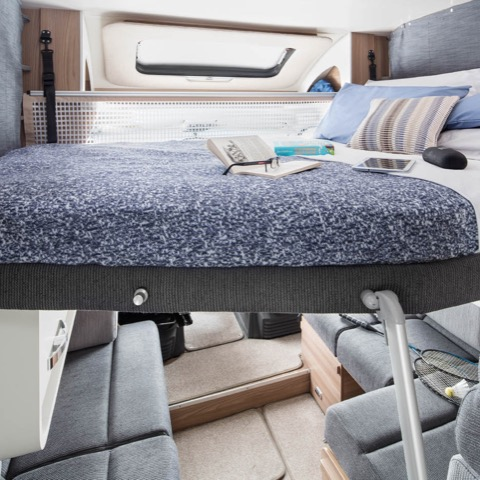 New motorhomes for rent in Devon