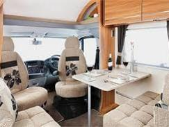 motorhome rental in Cornwall and Devon